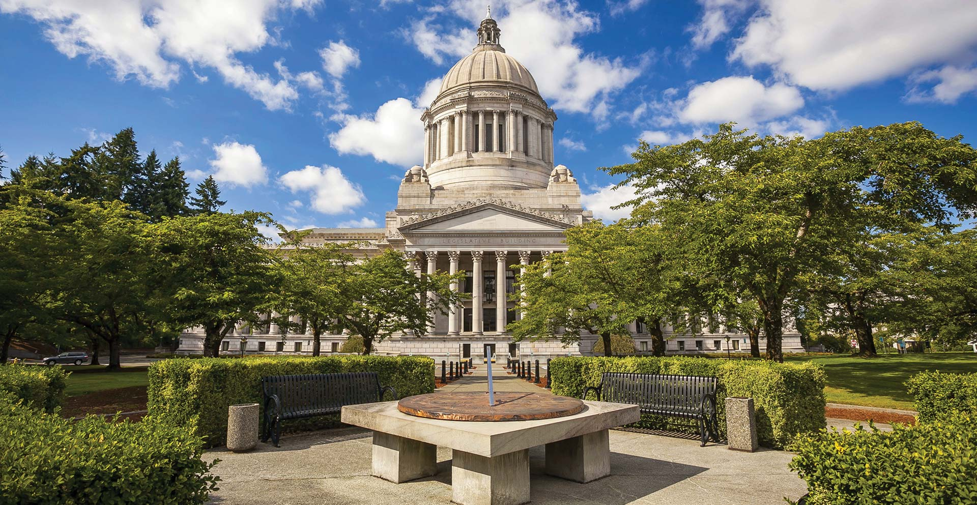 Olympia WA Capitol Building